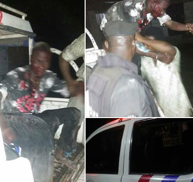 RRS rescues Hit and Run Victim in Ajah