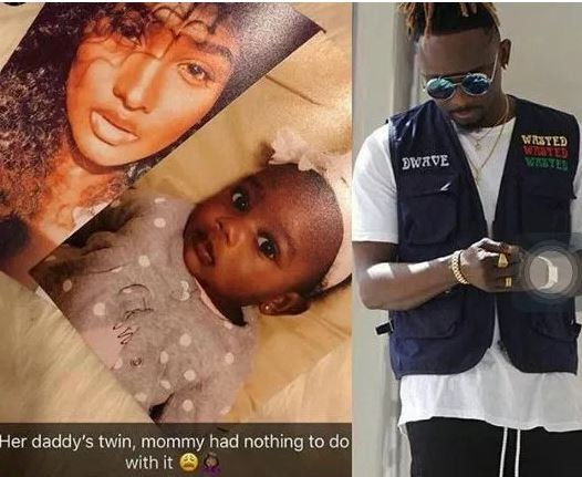 Photo: Sean Tizzle finally shows off his babymama and 7-month old daughter