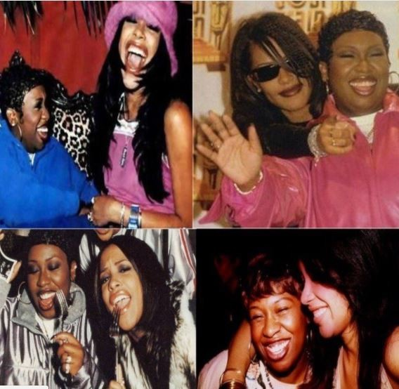 Missy Elliott pays tribute to her late friend Aaliyah on her 39th birthday