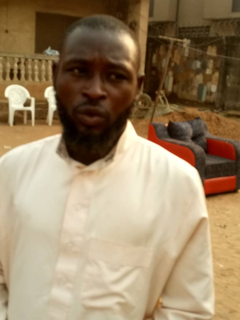 """Alfa"" arrested with human parts and other fetish items in his divination room in Lagos"