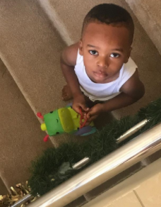 """My heaven on earth"" Tonto Dikeh celebrates her son as he turns 23 months old"