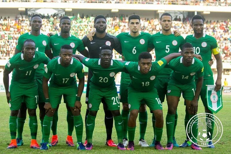 NFF announces more friendly games for Super Eagles against Serbia, DR Congo, Czech Republic ahead of World Cup