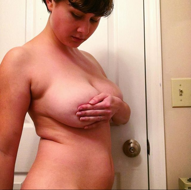 Rape Survivor Shares Completely Naked Photos Of Herself