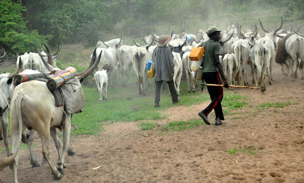 Suspected herdsmen burn ex-naval chief