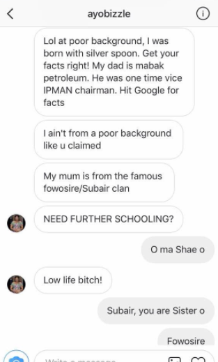 Fashion designer flares up after a customer compared her N350k ankara to N80k Italian suits (read the crazy chat)