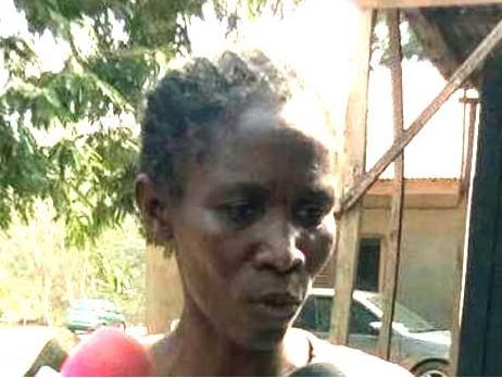 NSCDC arrests grandmum for allegedly burning the hands of her 9-year old granddaughter?in Osun State