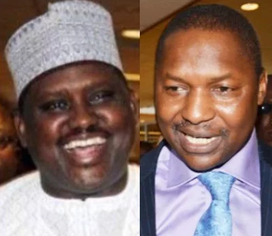 Attorney General, Abubakar Malami, obtains court order to stop National Assembly from investigating reinstatement of ex-pension boss, Abdulrasheed Maina