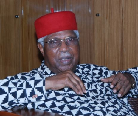 Former vice-president,?Alex Ekwueme to be buried on February 2nd