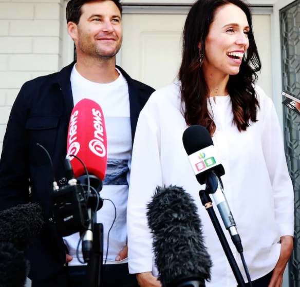 Because she can! Prime Minister of New Zealand, Jacinda Arden is pregnant with her first child