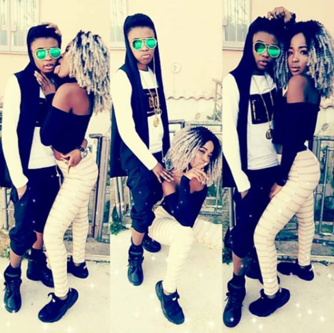 Nigerian lesbian celebrates her partner on social media ahead of their anniversary