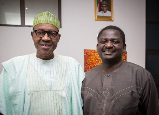 Why I stand with Buhari - Femi Adesina writes