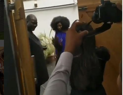 Here is the amazing moment TY Bello