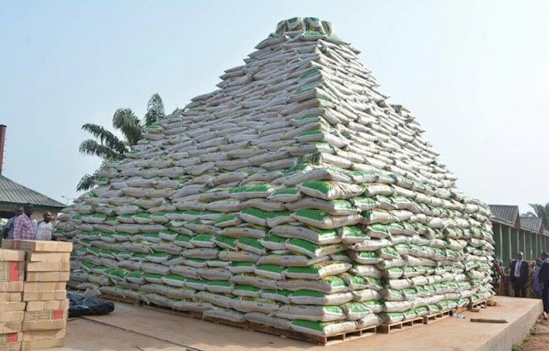 Ogun Rice Pyramid: A Word for The Nay Sayers and Never-Do-Well