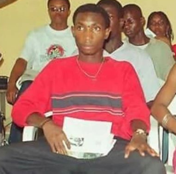 Comedian Alibaba shares epic throwback photo of singer, Timi Dakolo..