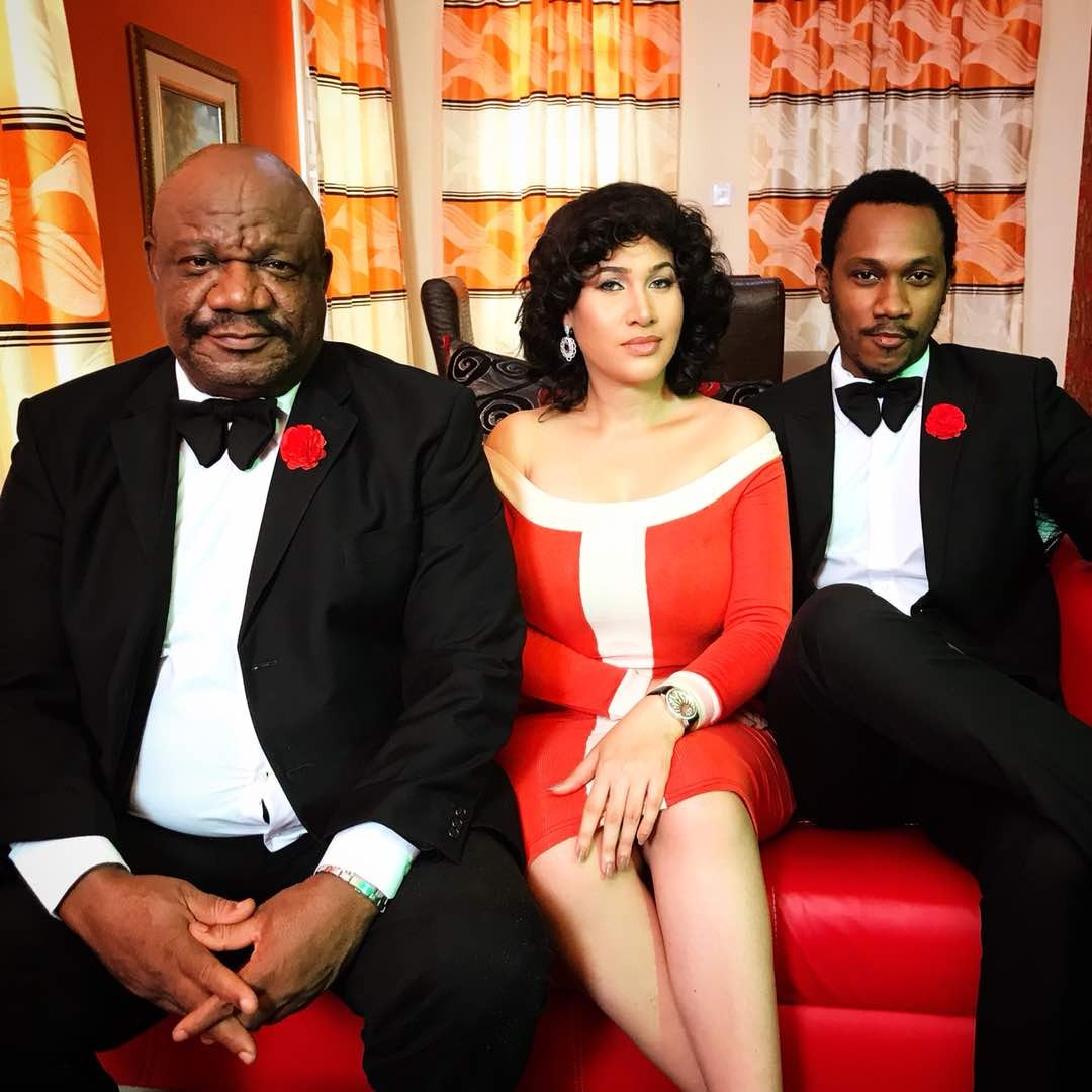 Stunning photos of Caroline Danjuma as returns to acting