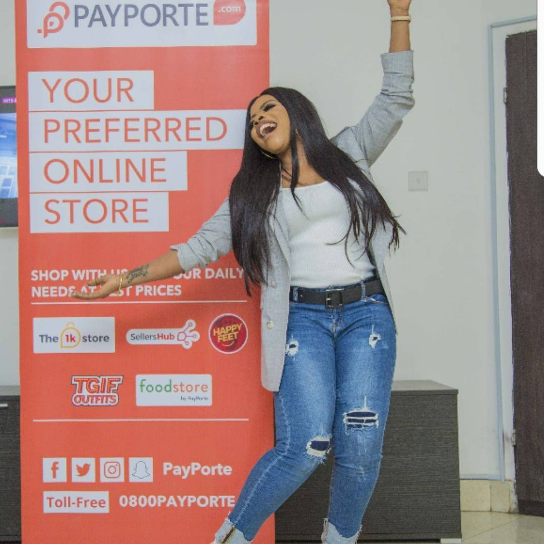PayPorte announces Laura Ikeji Kanu as their brand ambassador!