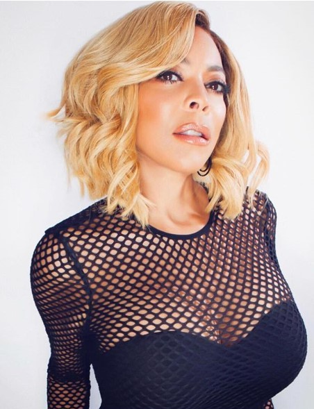 Wendy Williams sultry in new photo