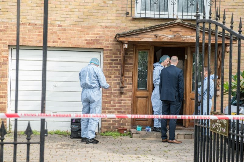 20 year old raped and killed by her uncle who then locked her body in a freezer