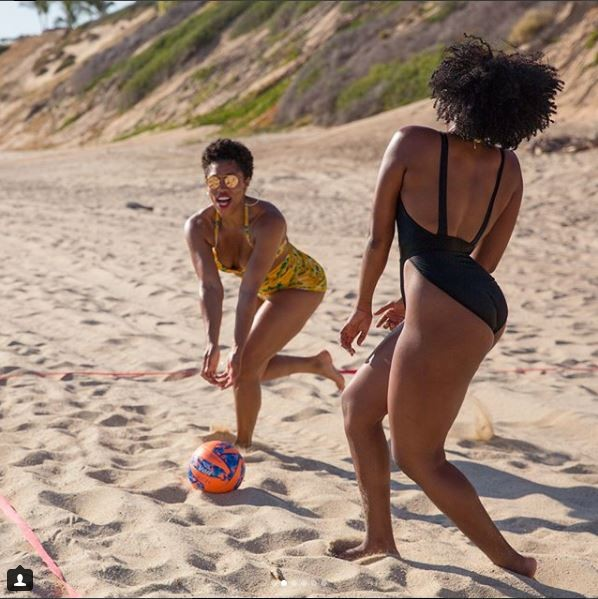 Steve Harvey?s daughter Lori shares stunning bikini photos from her 21st birthday with family