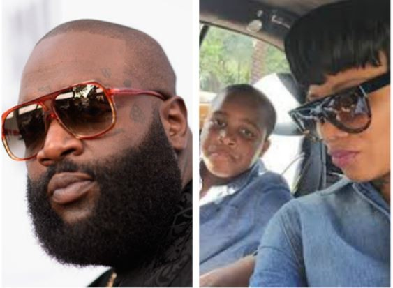 Rick Ross drags one of his Babymamas who called him out for