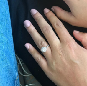 Ghanaian actor, John Dumelo announces his engagement on IG