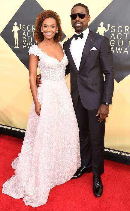 Sterling K. Brown makes history, becomes the first African-American to win Best Actor at the 2018 SAG Awards?
