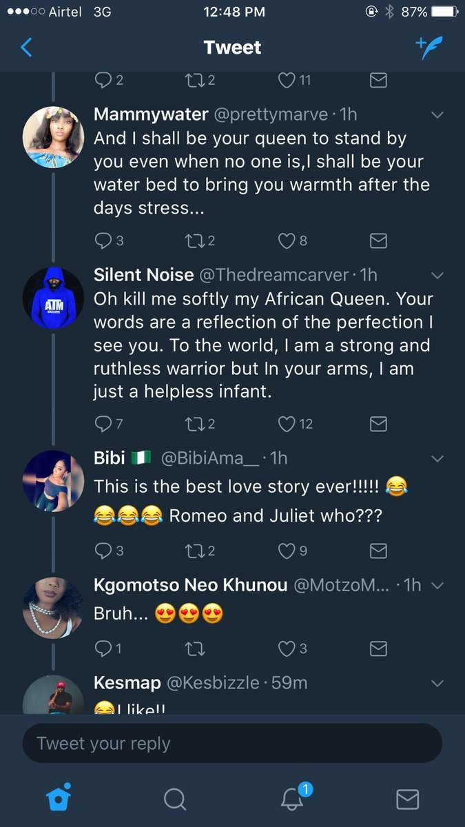 Oh boy! See how this man and woman found love on that controversial tweet where a Nigerian-American said they make better wives than Nigerian-born women