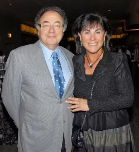 """The billionaire couple who were found hanged side-by-side at their home were """"murdered"""""""