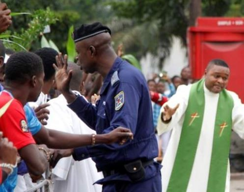 10 catholic priests arrested in Congo for protesting and demanding resignation of??President Joseph Kabila?