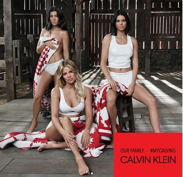 Photos: The Kardashians finally feature Kylie Jenner in their Calvin Klein ad campaign
