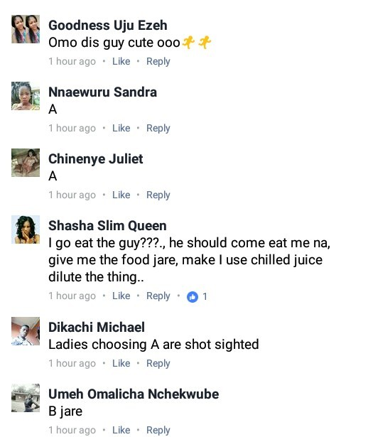 "Lol...who is this ""unlucky"" man? Nigerian ladies chose Jollof rice over him"