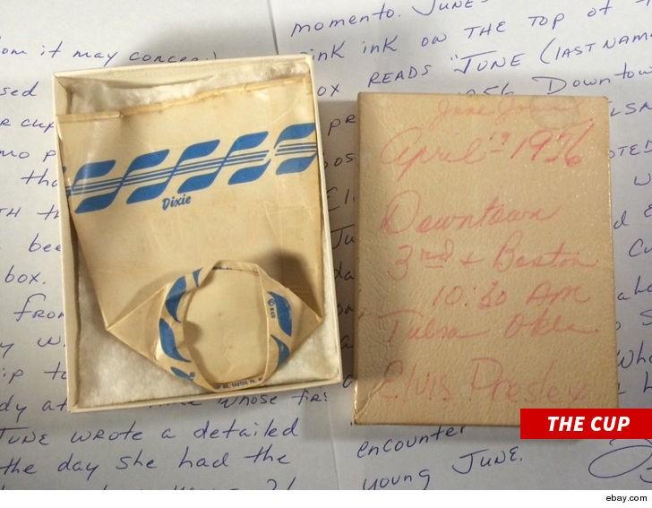 Hotelier buys Elvis Presley