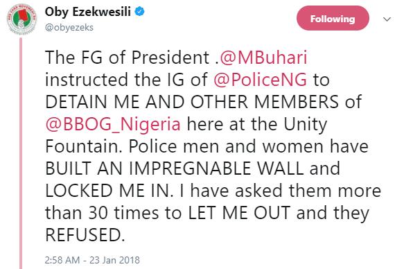 Oby Ezekwesili raises alarm, says