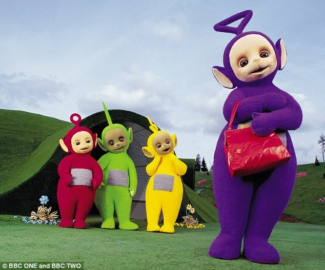 Teletubbies star Simon Shelton dies suddenly at 52, just four days after his birthday