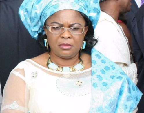 Patience Jonathan?s sister,?Esther Oba arrested at airport over an alleged N359m fraud