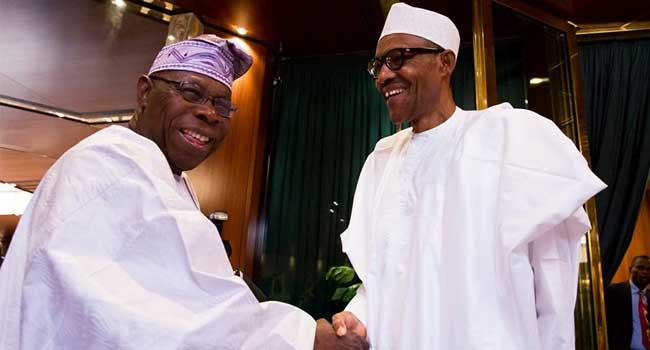 Breaking: Presidency replies Obasanjo, says ex-President Ignorant of Buhari?s achievements