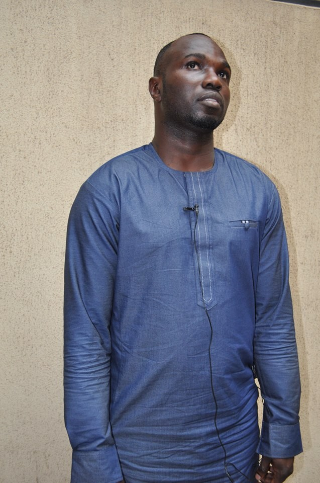 Photos: EFCC arrests man for ?30,000 Love Scam