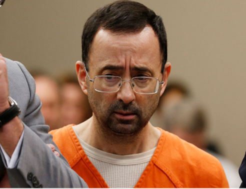 Former USA Gymnastics doctor, Larry Nassar has been sentenced to 175 years in prison on sexual assault and abuse charges