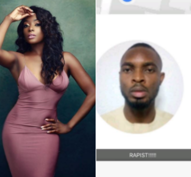 Actress Dorcas Fapson shares video footage to back up her accusations against Taxify driver
