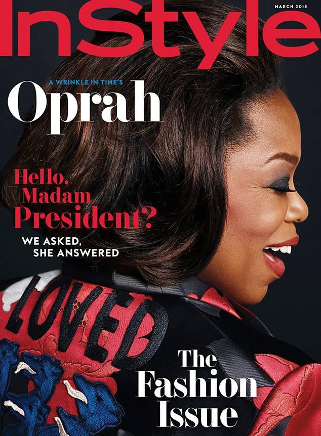 Oprah Winfrey finally breaks her silence on whether she