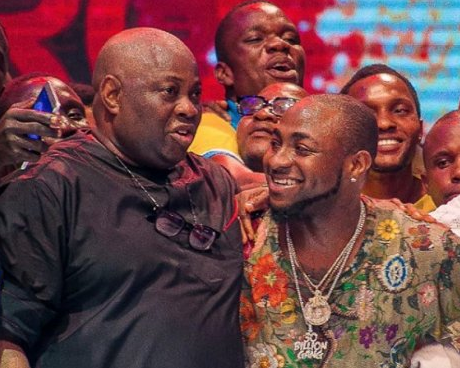 Fighting Davido was my biggest battle, it was bigger than fighting Abacha ? Dele Momodu