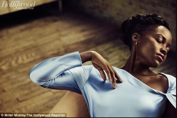 """""""A part of me will always feel unattractive"""" Lupita Nyong"""