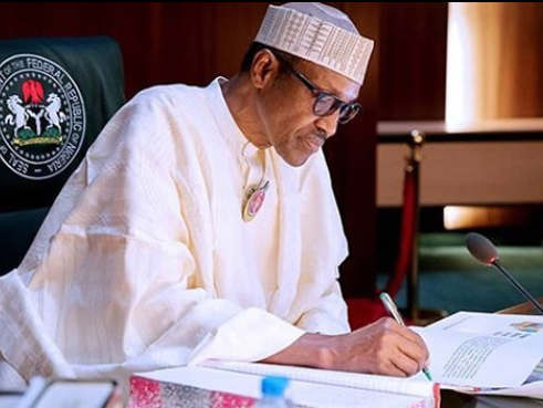 President Buhari signs 8 bills into law