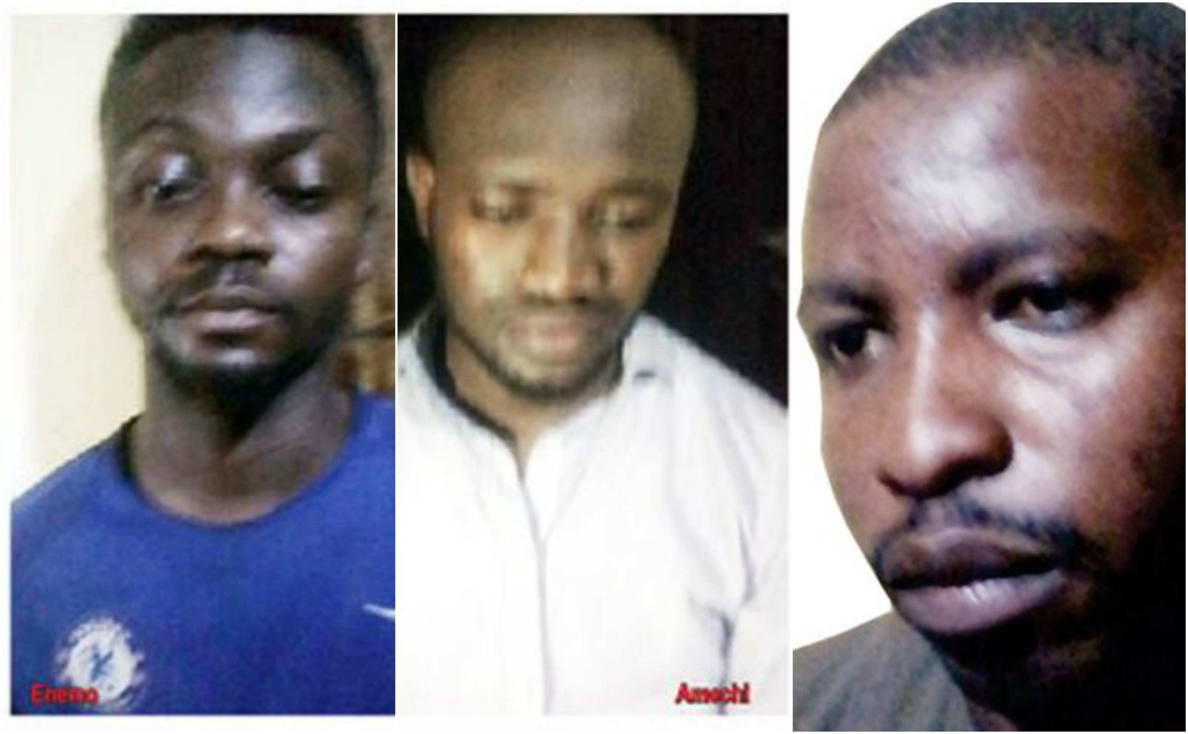 Police arrest banker and his syndicate who use stolen SIM cards to steal millions from customers? account (photo)