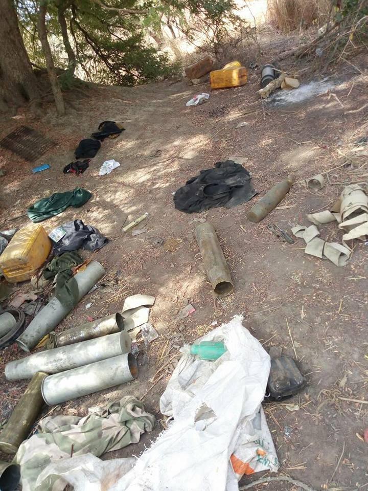 Troops eradicate remnants of Boko Haram terrorists in Sambisa Forest
