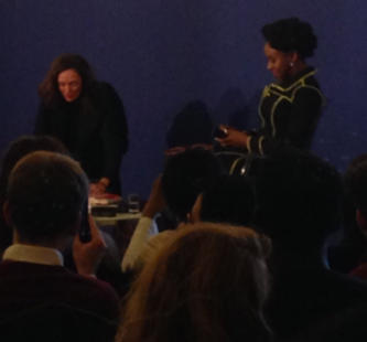 Watch the video of Chimamanda Adichie shutting down a French journalist who asked if Nigeria has libraries