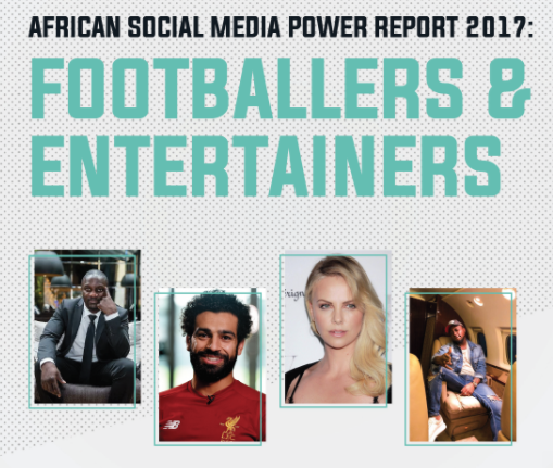 Trevor Noah, Akon, Davido and others make 2017 African Social Media Power Report
