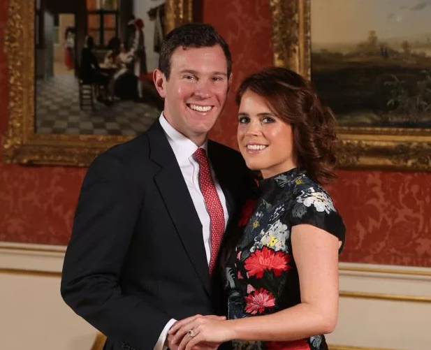 Prince Harry and Meghan Markle ?force Princess Eugenie and Jack Brooksbank to delay their wedding?