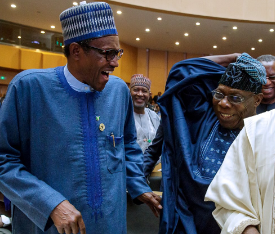 Nigerians reacts to the first meeting between President Buhari and?Obasanjo days after the explosive letter