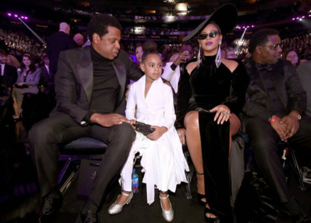 Jay-Z and Beyonce stun at the 2018 Grammy Awards (photos)